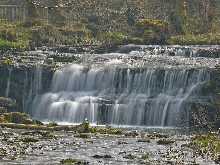 bonlieu la cascade du herrisson