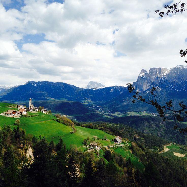 Near Bolzano, Italy