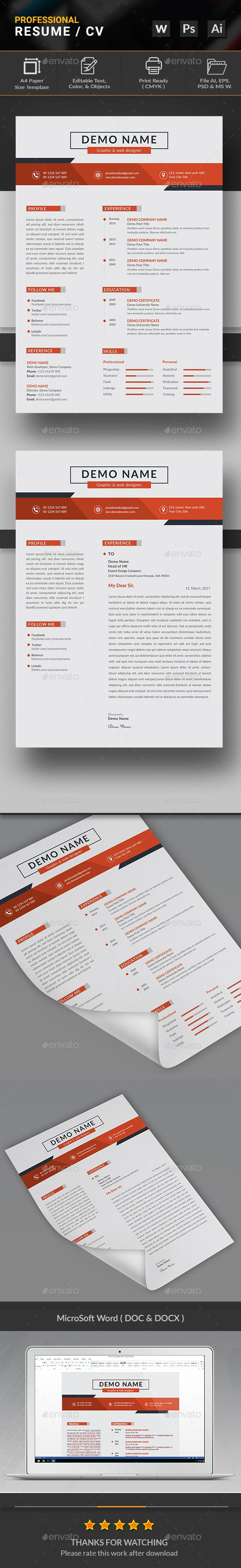 Resume by Createart 1086 best