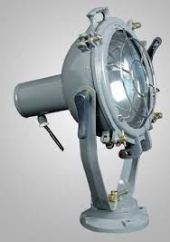 Image result for prison search light