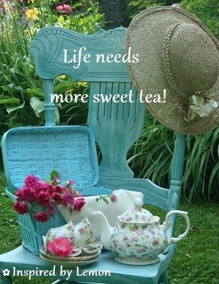 Life & sweet tea