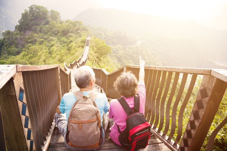 Meet the over-60 travellers who love backpacking | Travel at 60