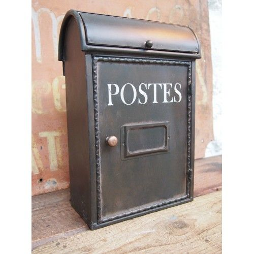 Key box Post