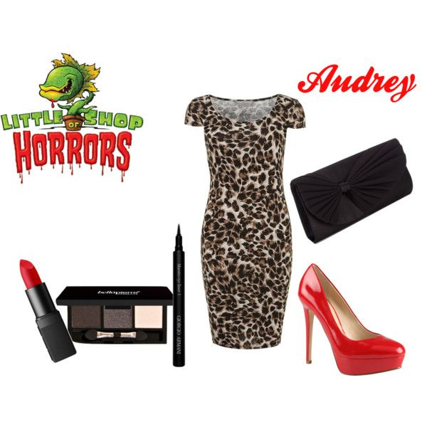 """""""Little Shop of Horrors Collection - Audrey"""" by ambeebee on Polyvore"""