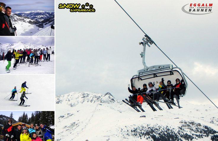 Van Hippach via Mayrhofen (150er Tux) naar Lanersbach, Eggalm skigebied. #Finkenberg #Vorderlanersbach #Rastkogel Zillertal Super Skisafari 2014.