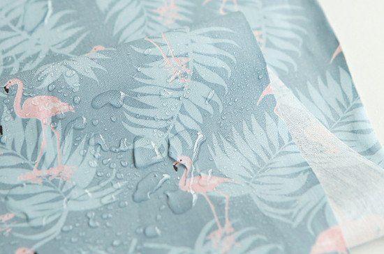 1Y Laminated Fabric : Flamingo - Dailylike Canada