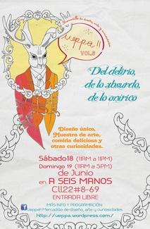 Vol.6 Delirio, absurdo, onírico. Illustration: Karo  Design: Evitagira