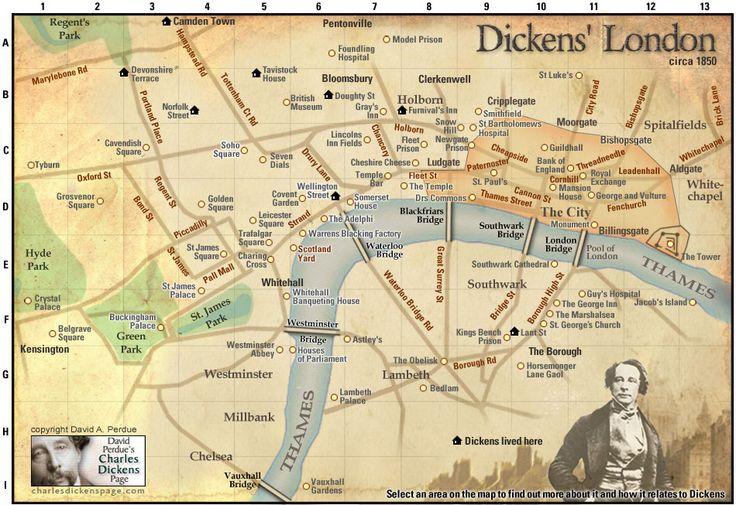 Dickens' London by David Perdue