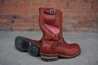 Red Wing engineer boots....
