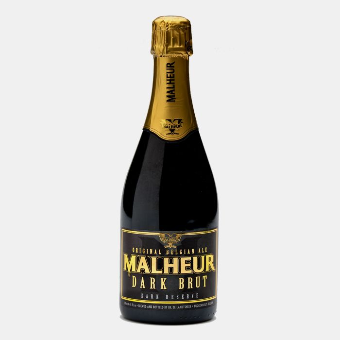 Malheur Dark Brut 12% abv - drinkoffulam.com
