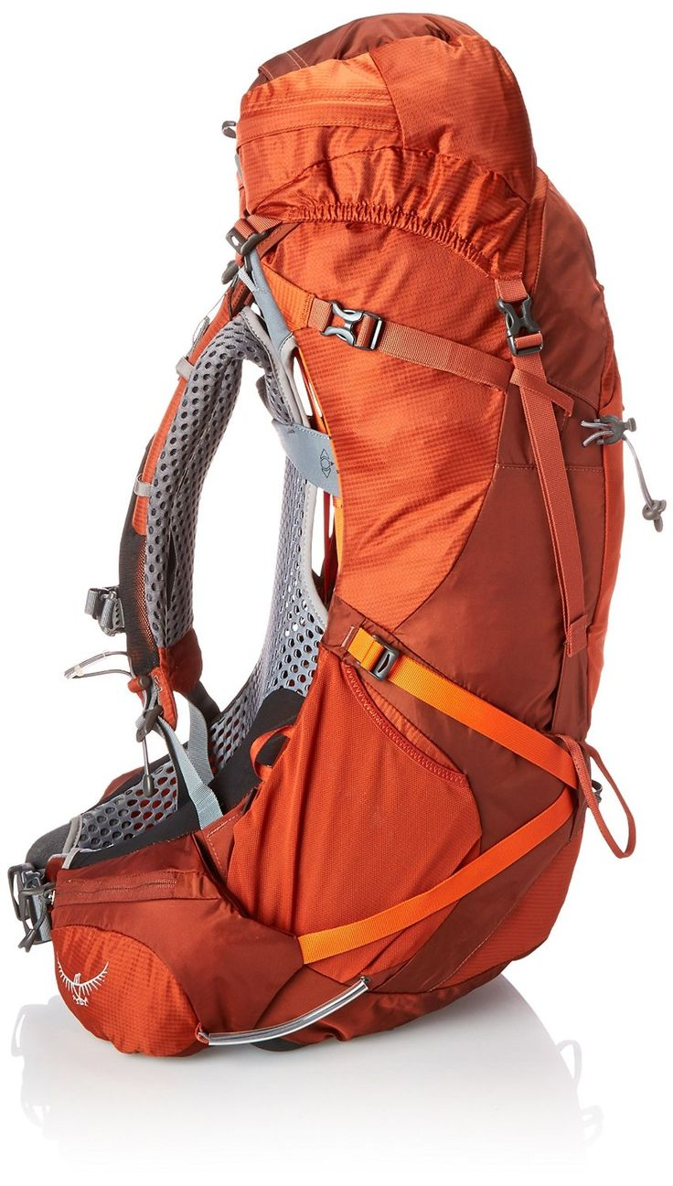 Jerry chair backpacking - Features Of The Osprey Atmos 50 Ag Pack Adjustable Harness Compression Straps Fit On