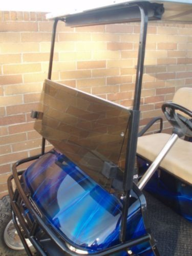 TINTED Windshield for YAMAHA Golf Cart 1995 thru 2002 (G14 to G19) by Yamaha. $84.95. Save 41% Off!
