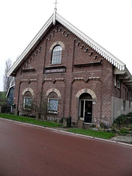 Het Poldermuseum.