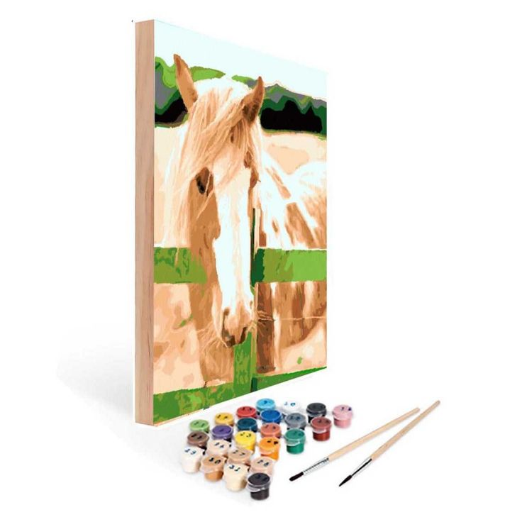 Country living kit may 2015 easy 123 art country for Easy 123 art com country living