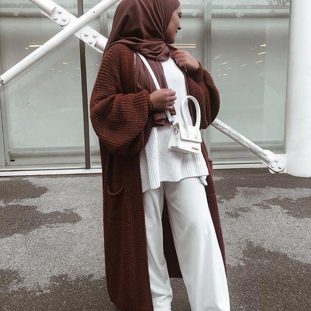 Épinglé par Ramata sur Hijab   Foulard