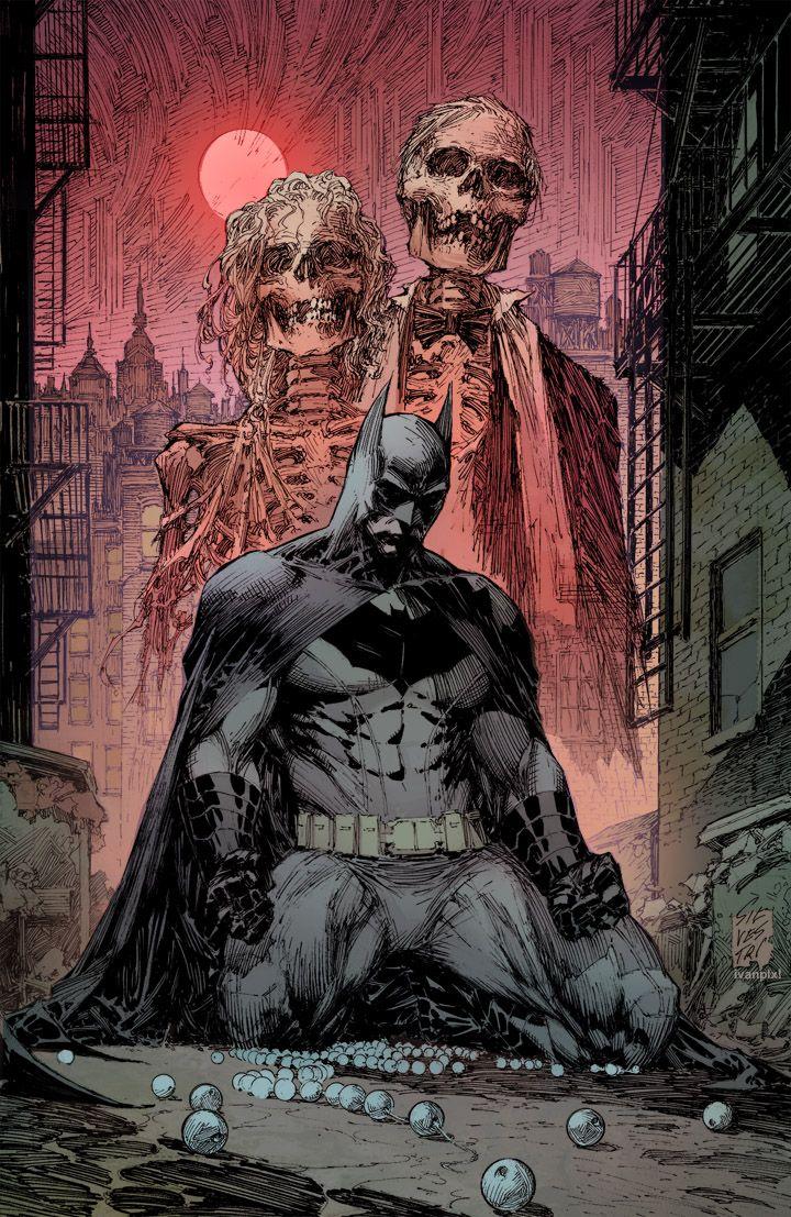 BatmanSilvestri_COLOR by ivanplascencia.deviantart.com on @deviantART