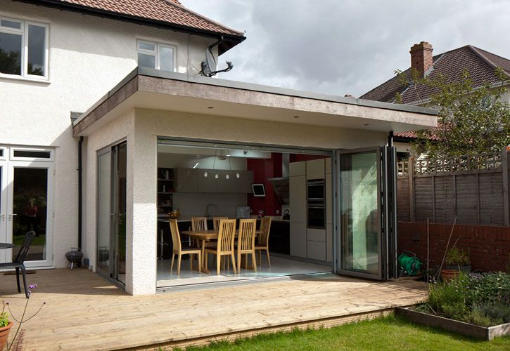 Image 67 -  Grazebrook Architects • Contemporary home extension and loft conversion to Henleaze house