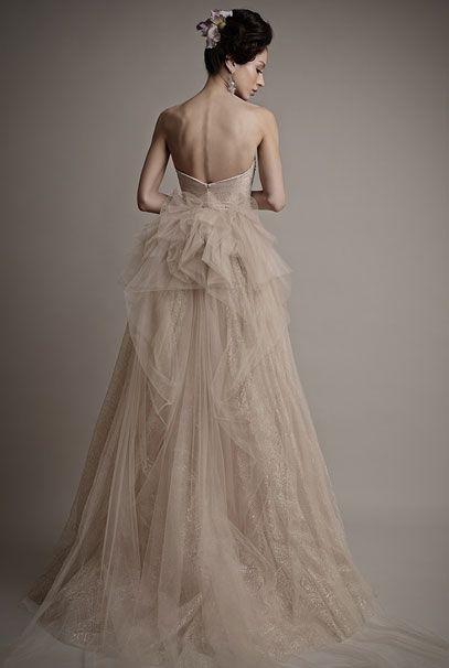 Ersa Atelier 2015 свадебные платья Tania
