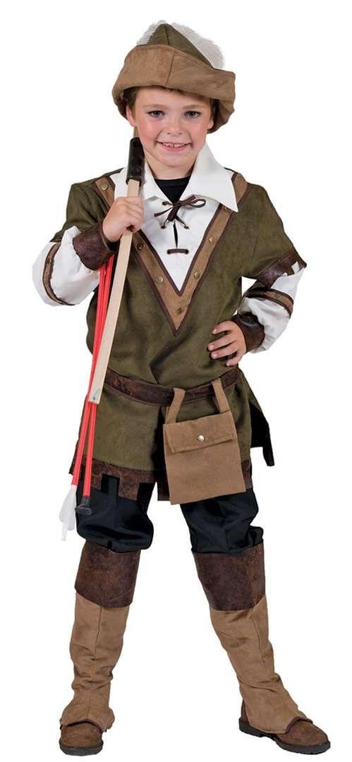 Kostuum Robin Hood (kinderen)
