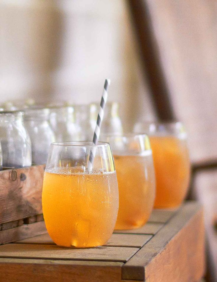 Sweet Tea Cocktail Recipe