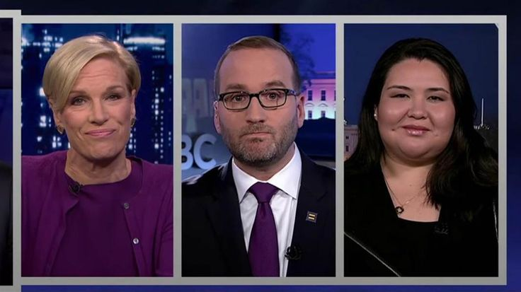 Leaders of progressive groups are banding together to fight Trump's policies. Cecile Richards of Planned Parenthood, Chad Griffin of the Human Rights Campaign, and Greisa Martinez of United We Dream join Lawrence O'Donnell to discuss their alliance and...