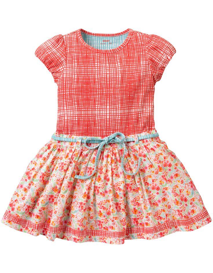 OILILY Children's Wear - Spring Summer 2015 - Dress Dottie