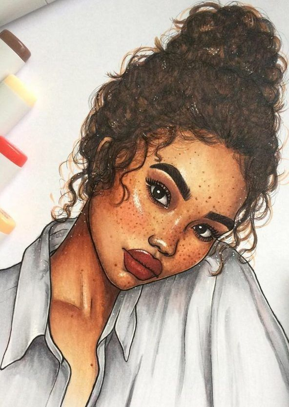 35 Cute Girl Drawing Ideas Easy Step By Step Tutorials With