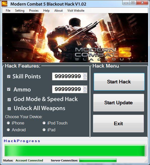 Modern Combat 5 Blackout Hack 2020 Online Cheat For Unlimited Resources In 2020 Tool Hacks Combat Hacks