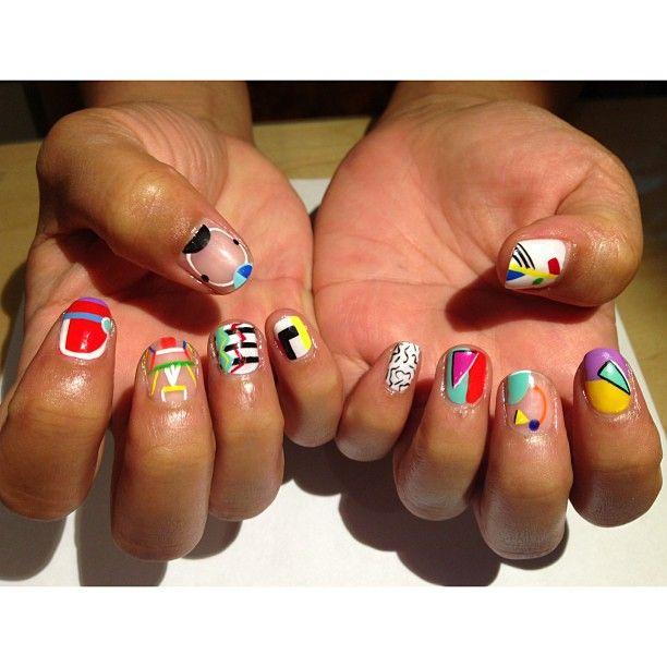 memphis nail