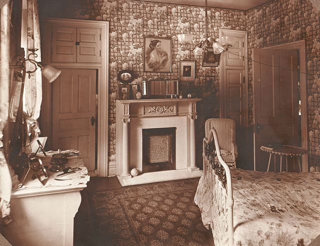 334 Best Images About Victorian Edwardian Interior Photographs Pictures On Pinterest