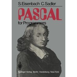 Pascal For Programmers