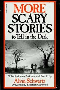 Worth Reading, Scary Stories,  Dust Jackets, Book Worth, Dark,  Dust Covers, Alvin Schwartz, Book Jackets,  Dust Wrappers