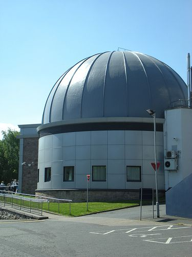 Armagh Planetarium | Flickr - Photo Sharing!