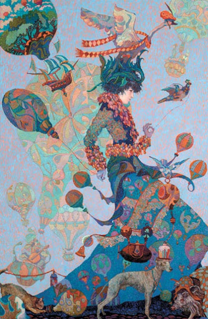 ♨ Intriguing Images ♨ unusual art photographs, paintings illustrations - Peter Frolov