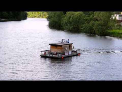 Hotel Roter Kater - Kassel - Visit http://germanhotelstv.com/roter-kater This hotel in Kassel is located directly on the Fulda River with a traditional beer garden overlooking the waterfront. Comfortably furnished rooms offer free Wi-Fi and scenic river or countryside views. -http://youtu.be/q8tul3R6PdI