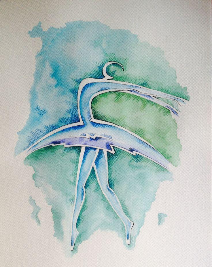 Danza de color