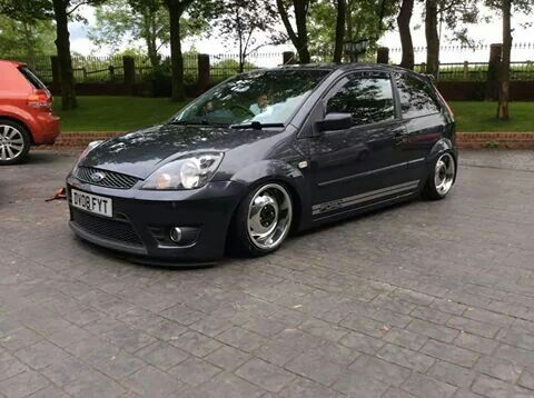 Grey Zs Ford Fiesta St 150 Pinterest Grey