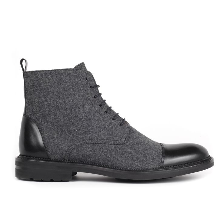 Meet the Jack Boot in Grey. We just released this boot (along with a