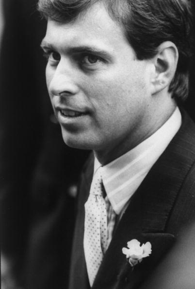 vintage Prince Andrew