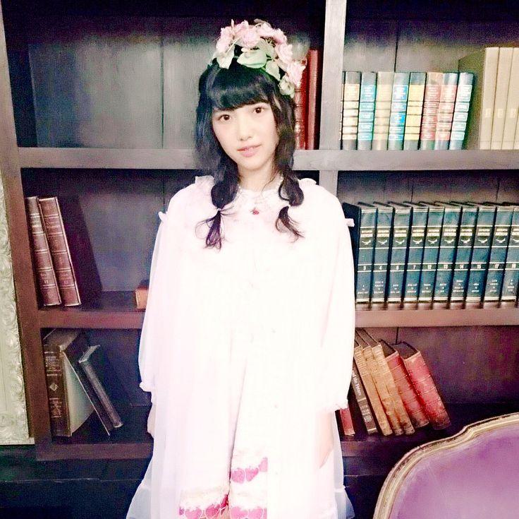上村莉菜さんのコスチューム