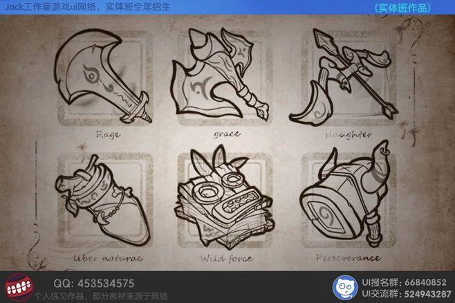 Jack Art Studio- trò chơi giao diện người dùng ...