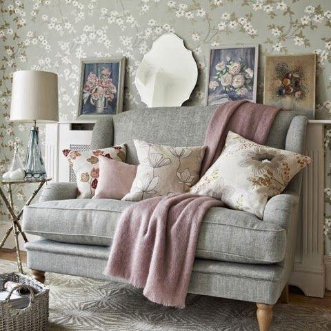 11 best That Vintage Living images on Pinterest Vintage decor - vintage living room ideas
