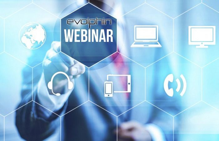 ​Informative and business relevant Webinars from #Evolphin​; relegate File Servers to the past and ​move to a #DAM​; check us out to see how. Register ​NOW-http://www.evolphin.com/home/webinar-registration-form