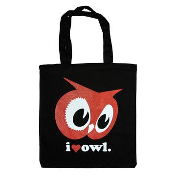 I love owls. And this reminds me of a grocery store logo or something from when I was a kid.
