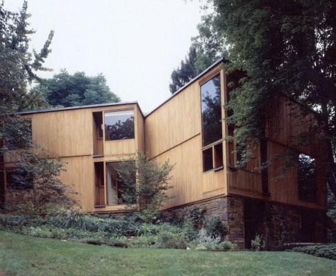 Casa Fisher - Louis Kahn