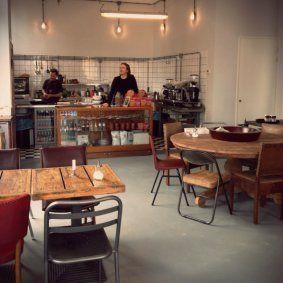 Ontbijt en lunch bij Bar Wolkers in Haarlem