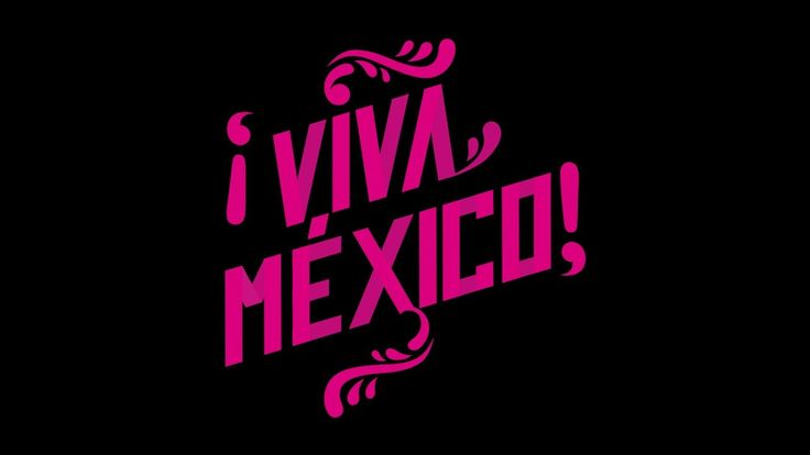 Because we are so much more... ¡VIVA MÉXICO!
