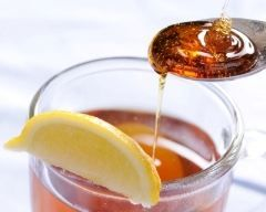Marinade au miel et au vinaigre balsamique : http://www.cuisineaz.com/recettes/marinade-au-miel-et-au-vinaigre-balsamique-6910.aspx