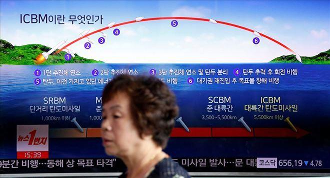 YENİ DÜNYA GÜNDEMİ ///  Rusya: Kuzey Kore, kıtalararası değil orta menzilli füze denemesi yaptı