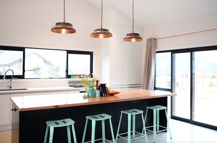 Ridd Family Eco Home - Jacks Point, Queenstown (kitchen)